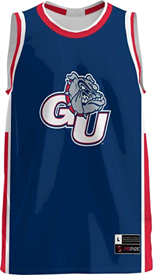 Amazon Com Prosphere Gonzaga University Men S Replica Basketball