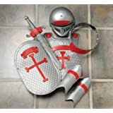 The Full Armor of God: Christian Character-Building Costume, New Edition Red