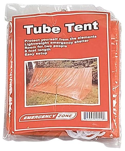 PLASTIC EMERGENCY TUBE TENT  ( Pack of 5 Pcs )  sc 1 st  Amazon.com & PLASTIC EMERGENCY TUBE TENT : ( Pack of 5 Pcs ) - - Amazon.com