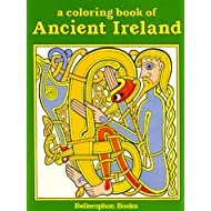 A Coloring Book of Ancient Ireland