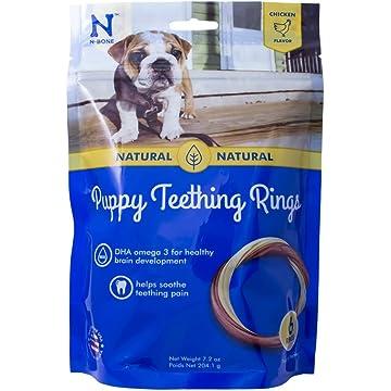 N-Bone Teething Rings