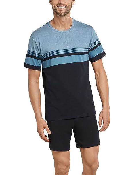 Schiesser Anzug Kurz Conjuntos de Pijama para Hombre