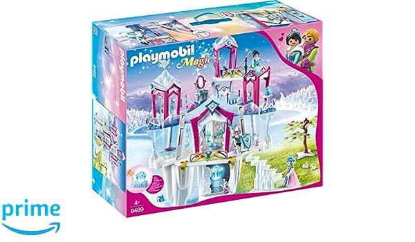 Playmobil 9469 juguete de radio elnder Cristal Palacio, unisex de niños: Amazon.es: Juguetes y juegos