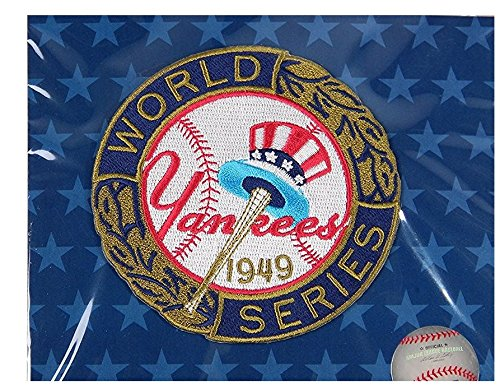 1949 World Series Patch New York Yankees