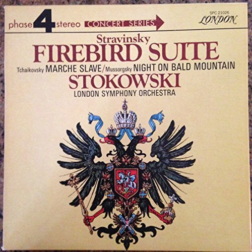 Phase 4 Stereo Concert Series: Firebird Suite