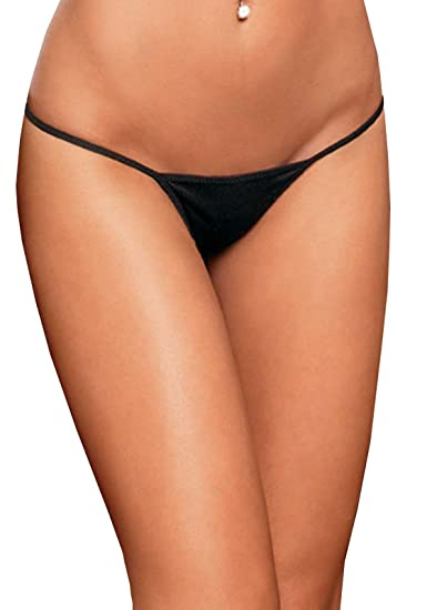 8e3d4342742f Amazon.com: Leg Avenue Y-Back G-String Panty: Adult Exotic Thong Underwear:  Clothing