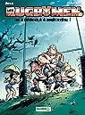 Les Rugbymen, tome 14 : On a déboulé à Marcatraz ! par Béka