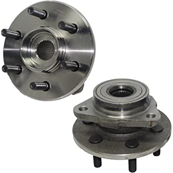 detroit axle front wheel hub and bearing. Black Bedroom Furniture Sets. Home Design Ideas