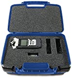 Life Made Better Storage Organizer - Compatible with Tascam DR-05, DR-40, DR-22L, DR-100MKll, DR-44WL Portable Recorder And Accessories- Durable Carrying Case - Blue