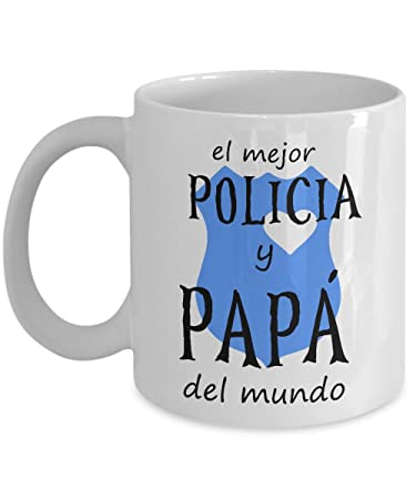 amazon com mejor policia y papa feliz dia del padre happy