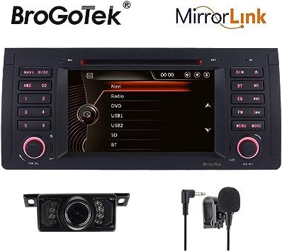 HD 7 pulgadas doble 1 Din sistema estéreo del coche pantalla ...