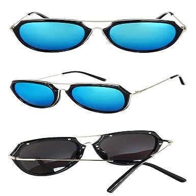SenDi Gafas de sol -Gafas de sol de gran tamaño para mujer ...