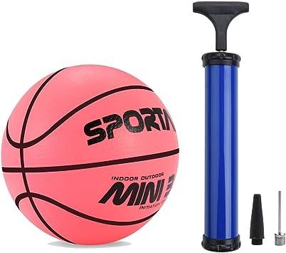 Pelota de baloncesto mini para interior o piscina para niños, blanda ...