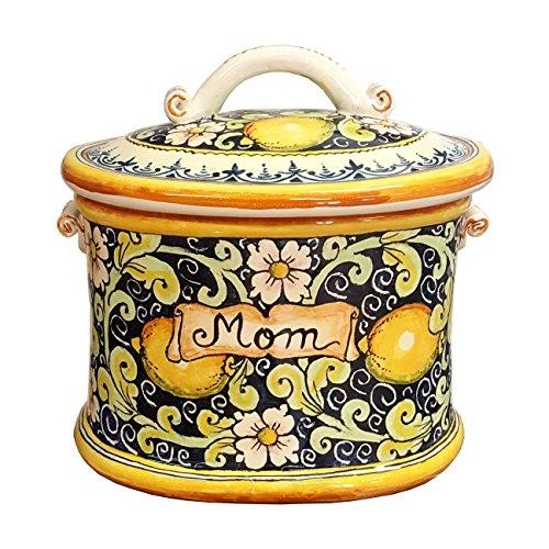 lemon cookie jar - 8