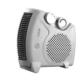 Calefactor con turbo ventilador SGCAL-SS-18245
