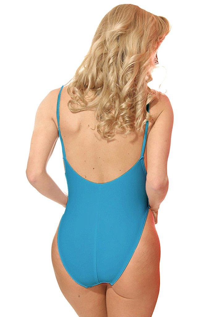 886c4920e5550 Dippin' Daisy's High Cut Vintage One Piece Swimsuit: Amazon.ca: Clothing &  Accessories