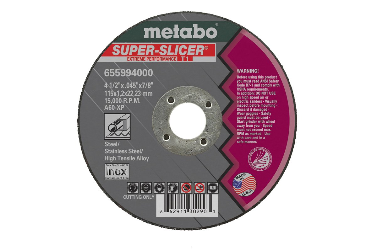 655994000 Cutting Wheel Metabo