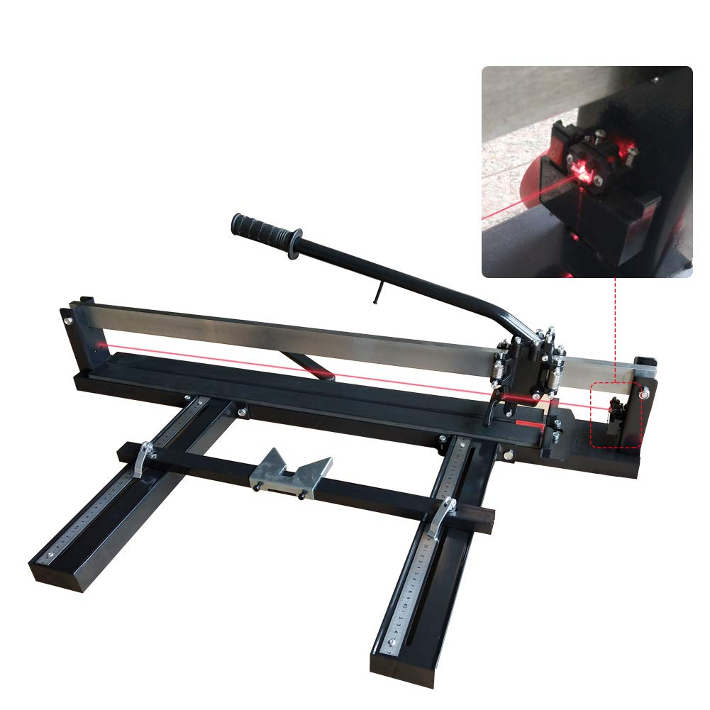 HiHydro Tile Cutter 40 Inch Professional Manual Tile Cutting