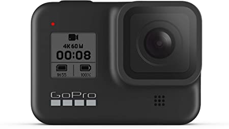 Gopro Hero8 Actioncam Black Waterproof 4k Digital Camera Photo