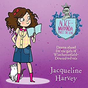 Alice-Miranda Takes the Lead Audiobook