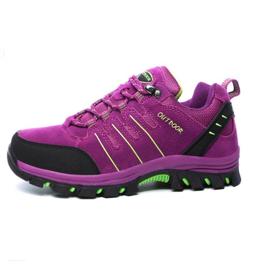 Z&HX sportsOutdoor-Schuhe Schuhe Anti-Rutsch-Schockierende Atmungsaktive Bergsteigen Schuhe