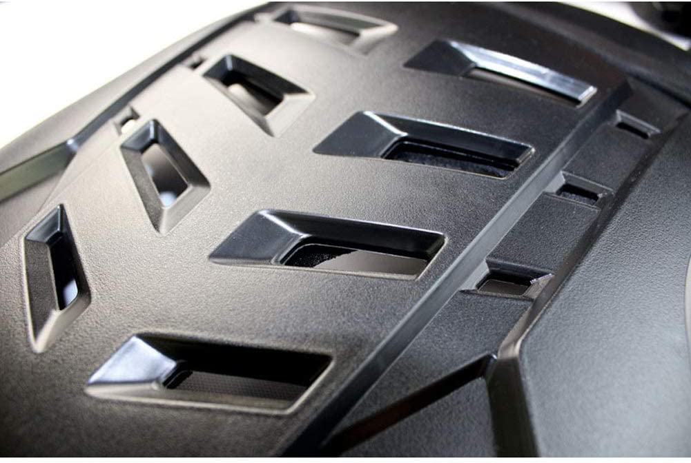 ZL V/êtements darmure de Moto v/êtements de Protection de Dos de Protection de Coffre de Chute Gilets dauto-d/éfense de Moto /équipement de Protection de Sports extr/êmes ext/érieurs