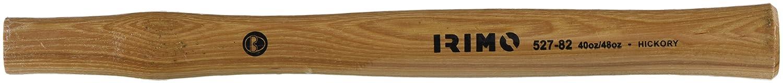 Irimo 527-82-2 - Mango De Madera Hickory Para Martillo De Bola 40, 48Oz