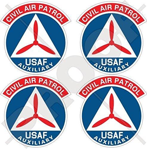 CIVIL AIR PATROL Emblem CAP Badge US Air Force Auxiliary USAF USA United States of America. American 2