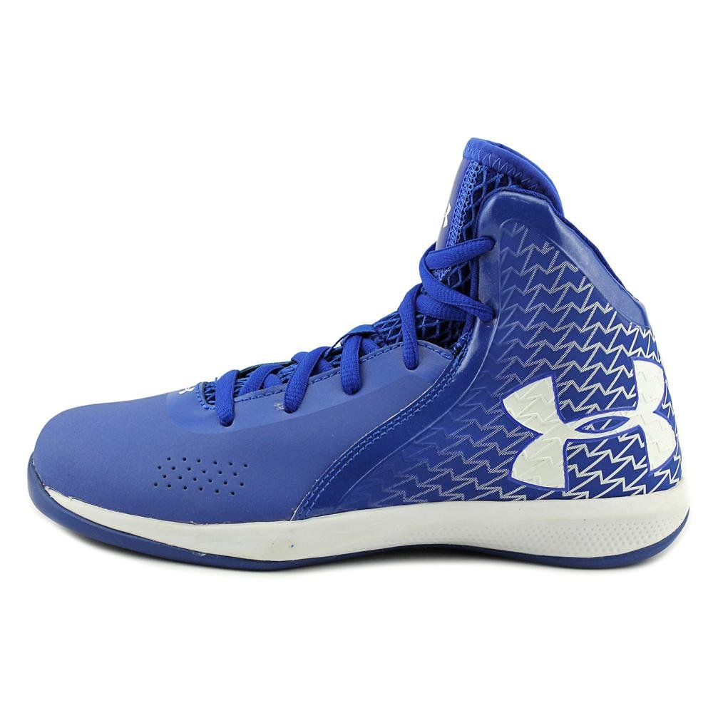 Under Armour BPS Torch Youth US 11 Blue Basketball Shoe