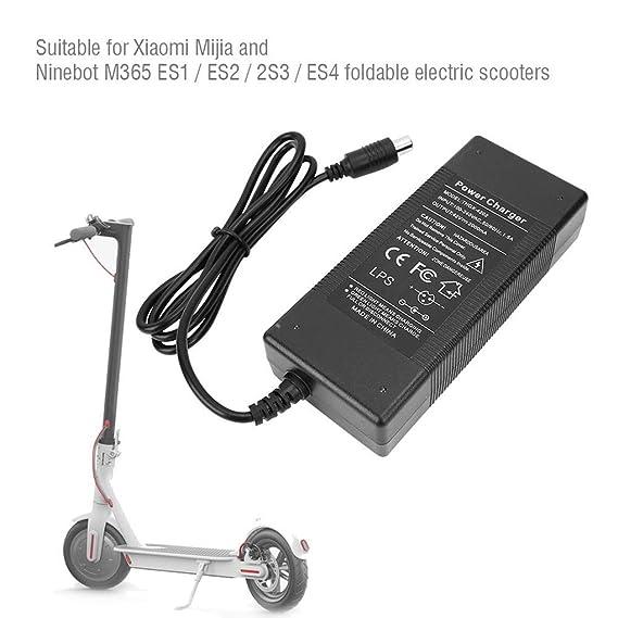 NAYUKY Reemplazo para el Cargador de batería Xiaomi Mijia M365 ...