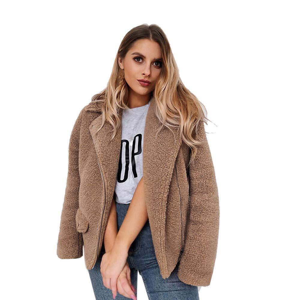 ー品販売  Seaintheson Brown-6 Women's Coats OUTERWEAR レディース レディース B07JVR5NTM XX-Large|Brown-6 XX-Large|Brown-6 Brown-6 XX-Large, 若葉区:fbf407e6 --- beyonddefeat.com