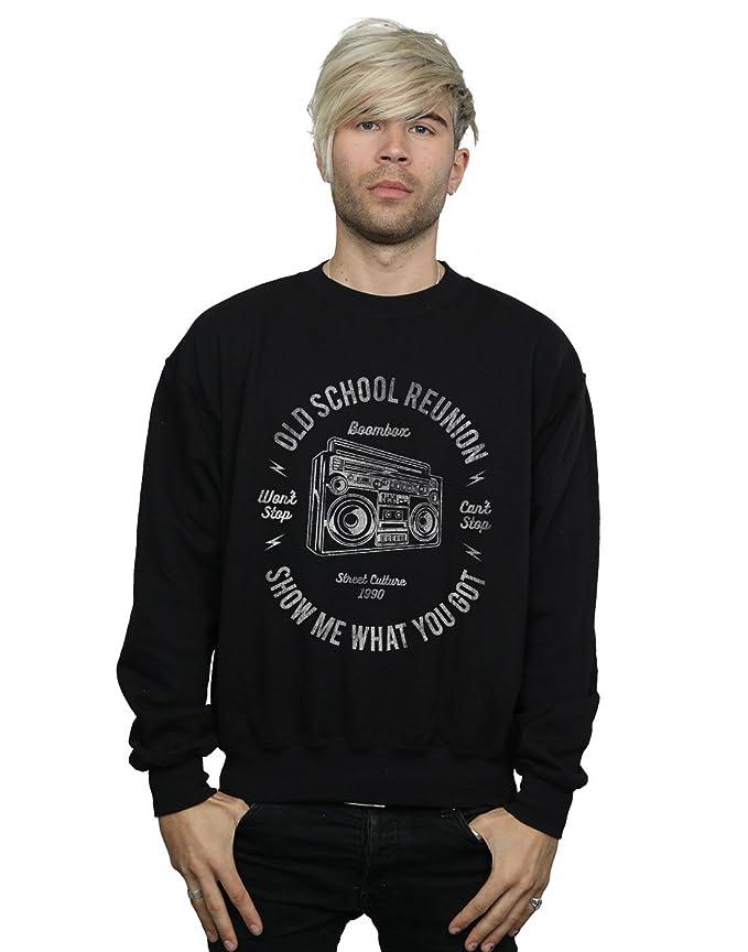 Homme Sweat Reunion Shirt Drewbacca Boombox Cult Absolute F3JcTl1Ku