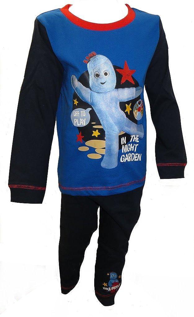 Im Nachtgarten Igglepiggle Jungen Pyjama 1-4 Jahre verfü gbar Mehrfarbig)