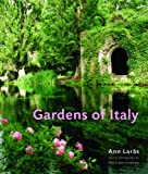 Gardens of Italy by Ann Laras front cover