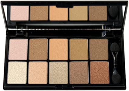 Nyx Cosméticos Runway Collection – Eyeshadow Palette – Pasarela: Amazon.es: Belleza