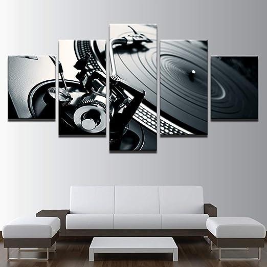 TLLZSH Pintura Moderna para Decoración De Paredes Pintura De Arte ...