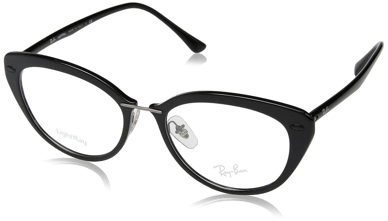 df6c98b8ba Amazon.com  Ray-Ban Women RX7088 Eyeglasses  Shoes