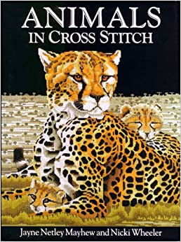Book Animals in Cross Stitch