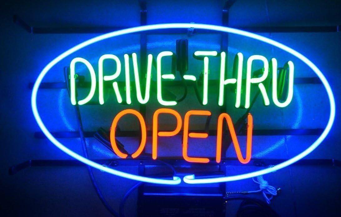 "New Bar Open Arrow Beer Bar Pub Neon Light Sign 24/""x20/"""