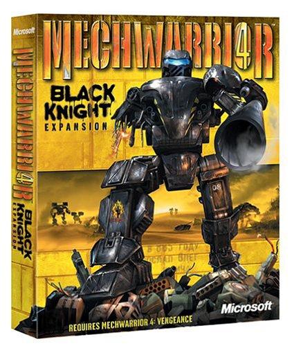 Amazon com: MechWarrior 4: Black Knight Expansion - PC
