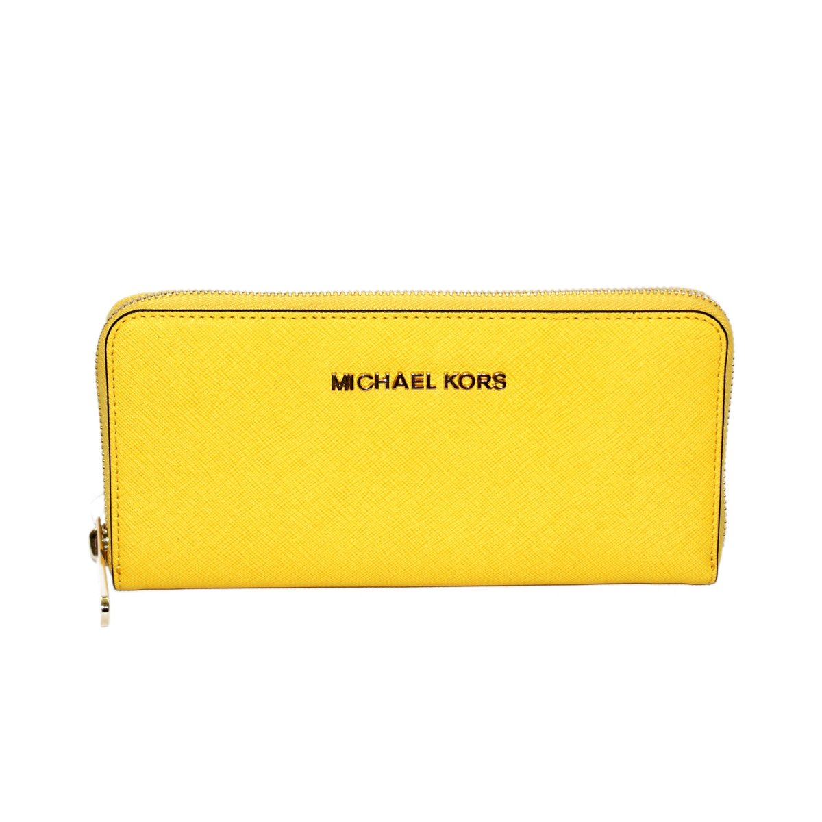 736f46366581 Michael Kors Jet Set Travel /continental Genuine Leather Wallet/ Clutch  Citrus (Yellow) #32S3GTVE3L: Handbags: Amazon.com