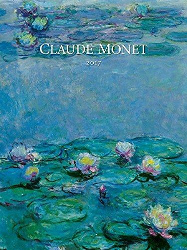 Claude Monet 2017 - Bildkalender (42 x 56) - Kunstkalender
