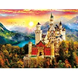 Buffalo Games Castle Dream by Aimee Stewart Jigsaw Puzzle From The Castles Collection, 750 Piece