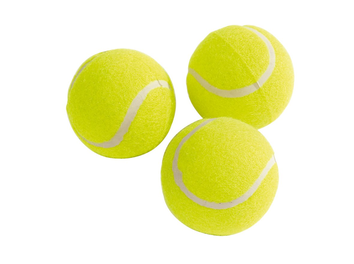 Angelsports Tennis ball, Pack of 3 No label 9760560