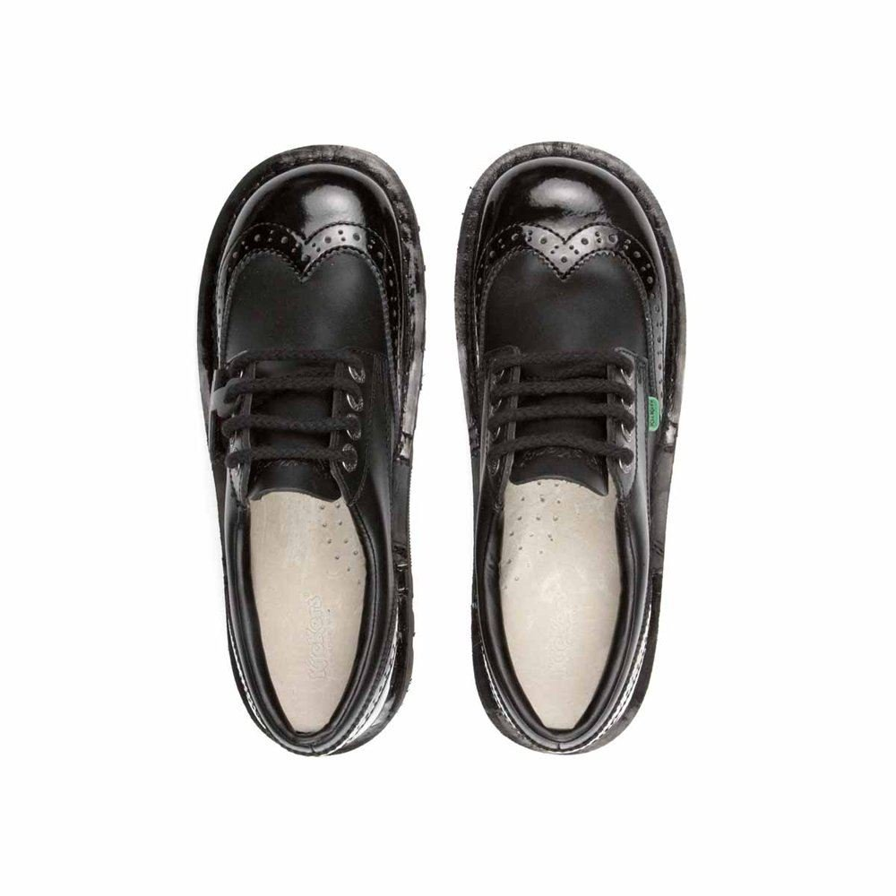 Kickers Lo Chaussures /à Lacets Femme