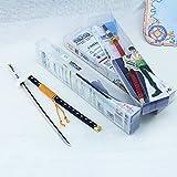 1Pcs 10.0'' Roronoa Zoro Cosplay Sword Katana Figure Toys Keychain Model Toys Collection Gift