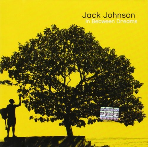 In Between Dreams by Jack Johnson (1995-08-02)