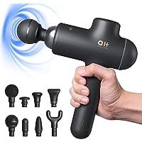 Pistola de masaje para atletas, masajeadora muscular de tejido profundo, percusión de alta intensidad y diseño ultra…