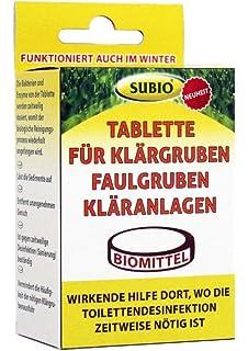 Superb SUBIO Tablette Für Klärgruben, Sengruben Und Abwasseranlagen