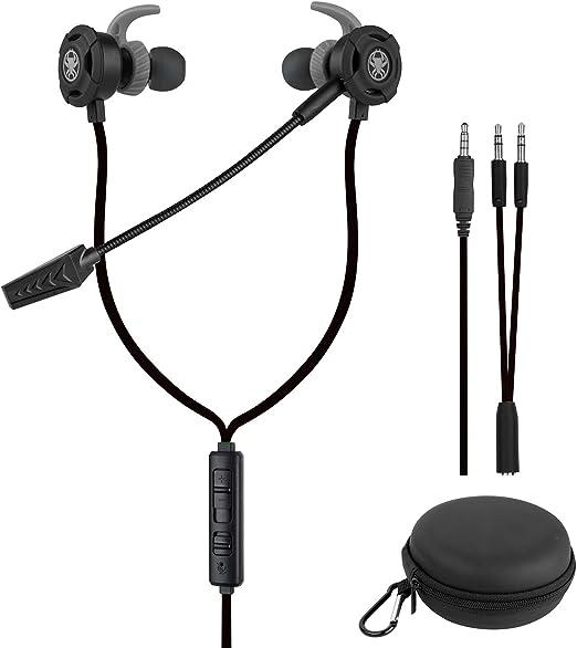Samoleus In Ears Kopfhörer Mit Verstellbarem Mic 3 5mm Computer Zubehör